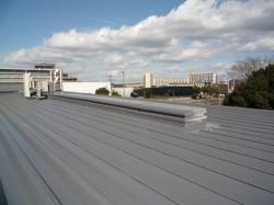 屋根塗装後